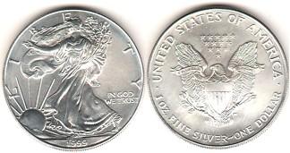 Серебряные доллары сша каталог цена купюры мексики